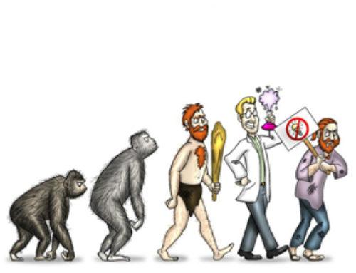 मानव जाती -विपक्ष